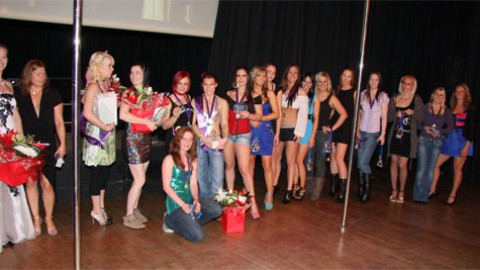 Review of the British Isles Pole Dance Competition 2009