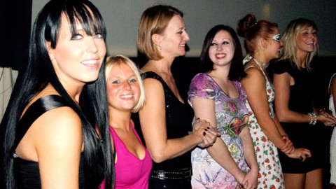 The 2010 European & British Isles Pole Dance Competitions