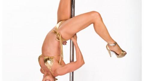 I Am A Senior Citizen Pole Dancer