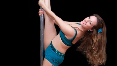 Interview with Pole Dancer Jacqueline Valdez