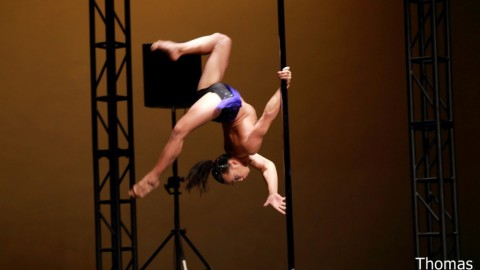 The Ultimate Pole Dance Champion