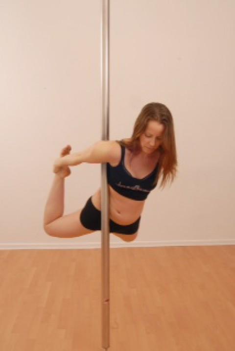 Pole Move (Yogini)